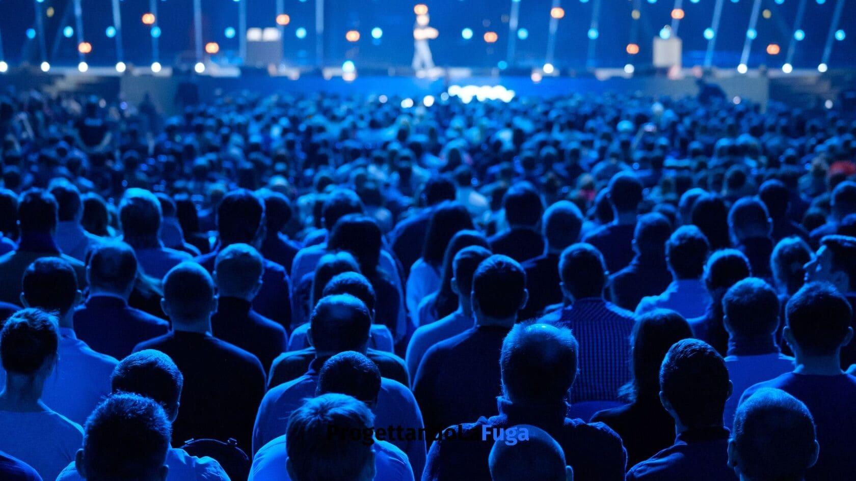 audience a cui chiedere per trovare idee