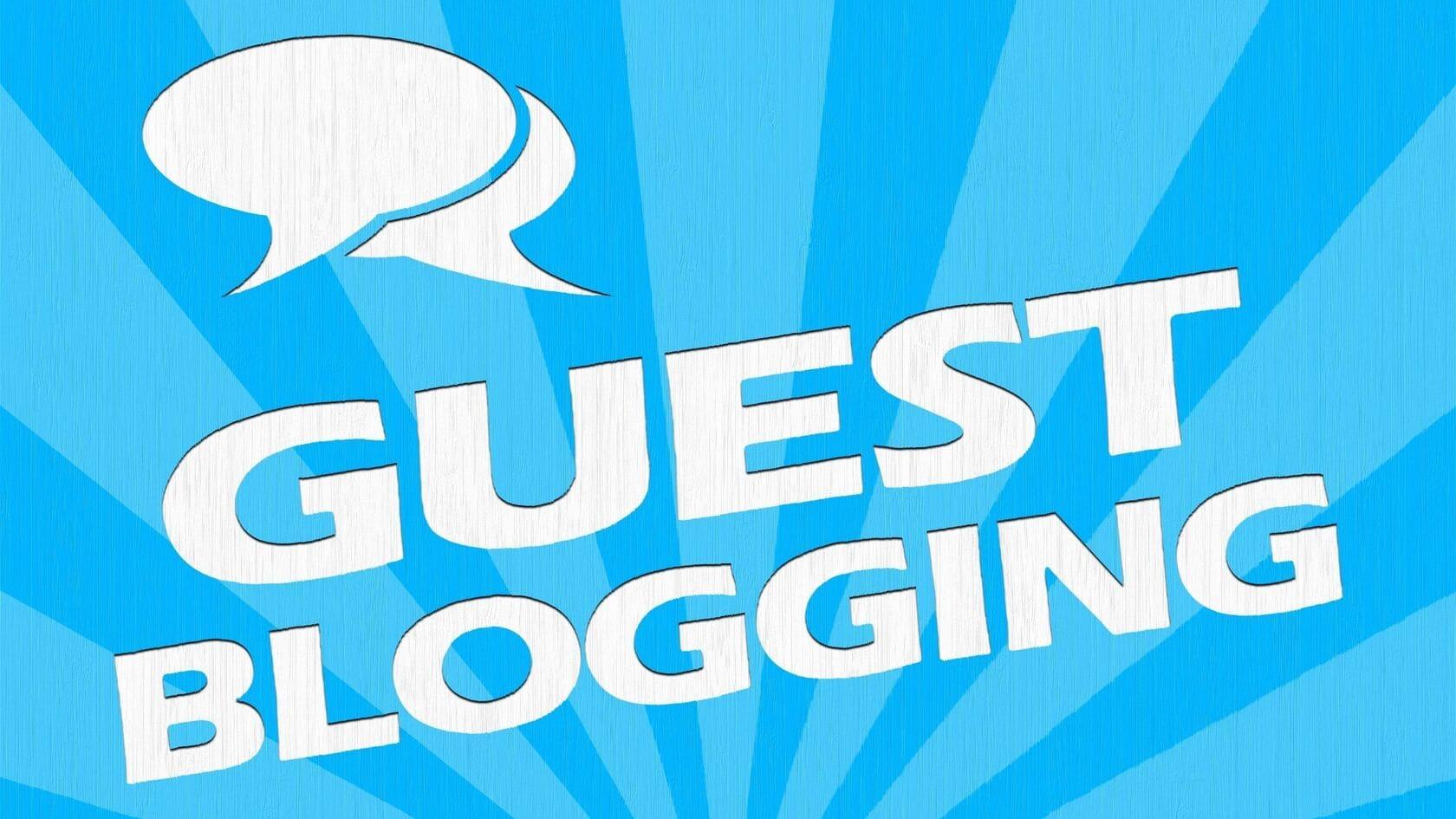fare guest blogging