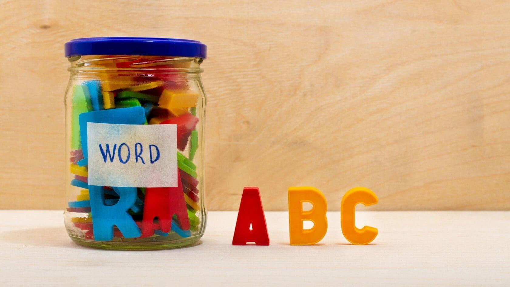 scegliere un nome per il blog con le parole
