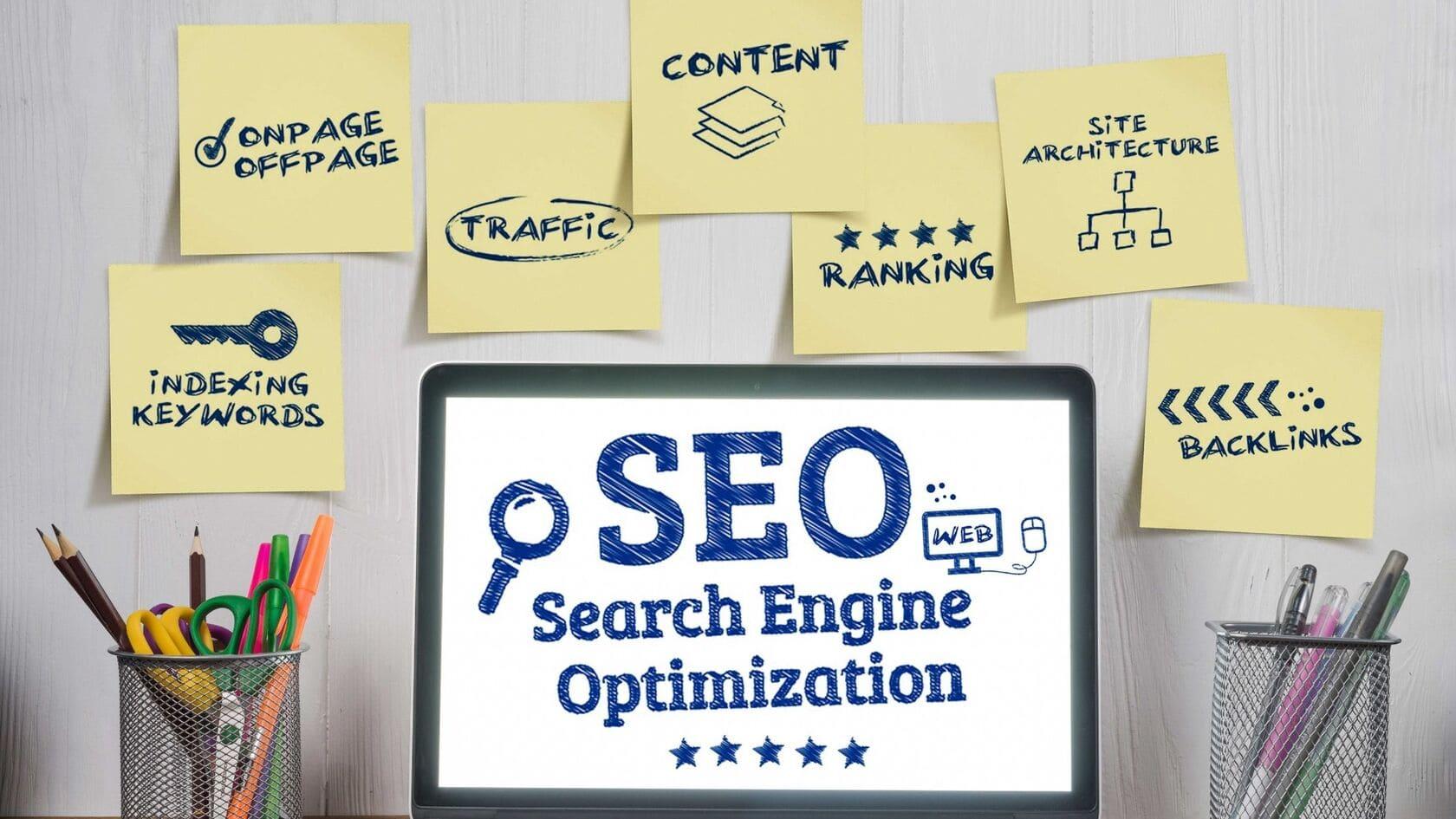 Funzionalità seo di WordPress e Blogger