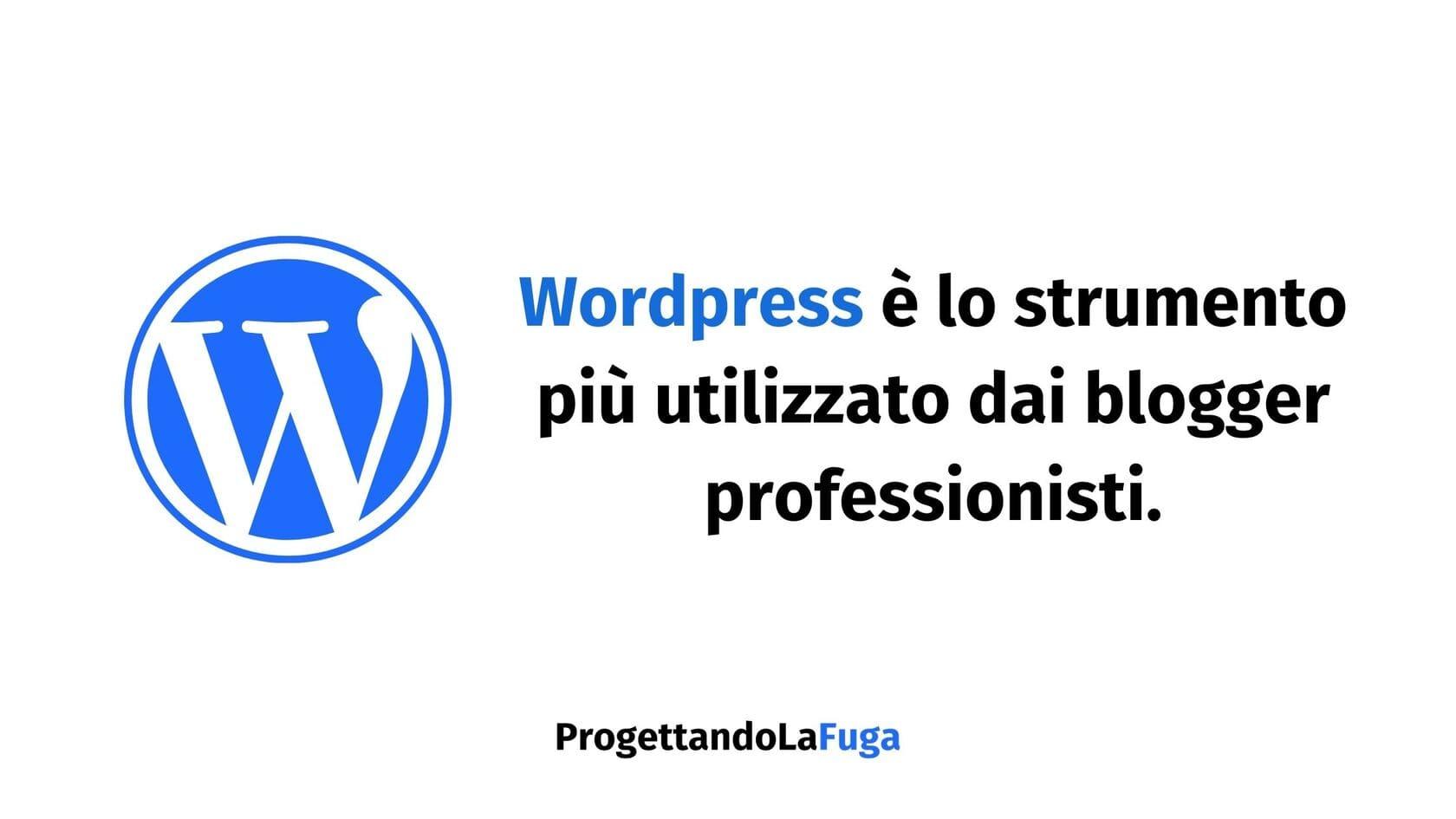 cos'è WordPress