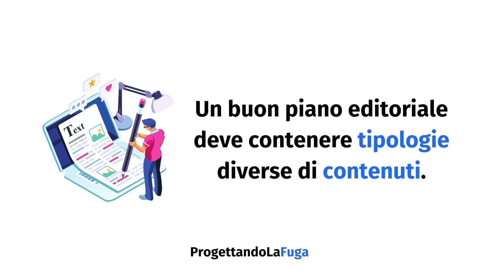 Format dei contenuti per il tuo blog